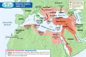 Map Of Ottoman Empire 1914 Ottoman Empire Map 1914 Yahoo Image Search Results