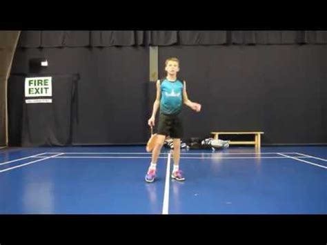 tutorial badminton youtube badminton trick shot tutorial around the back youtube