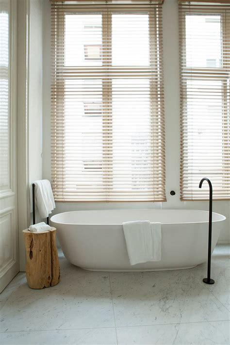 wooden blinds for bathrooms best 25 white wooden blinds ideas on pinterest white