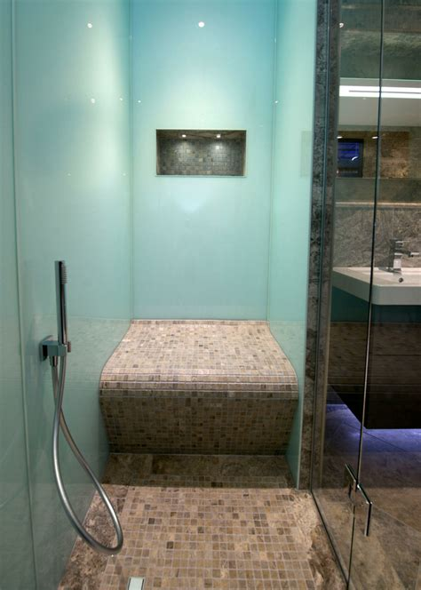 Waterproof Paint Shower Walls by How To Trim A Shower Window For Style And Durability