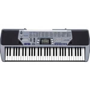 Digital Piano Bench Casio Ctk 496 61 Key Portable Keyboard Musician S Friend