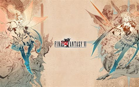 best ff vi wallpapers wallpaper cave