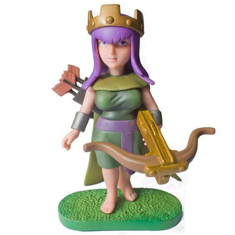 Figure Clans Of Clash Archer Acher clash of clans archer barbarian king pvc figure doll dd4 global