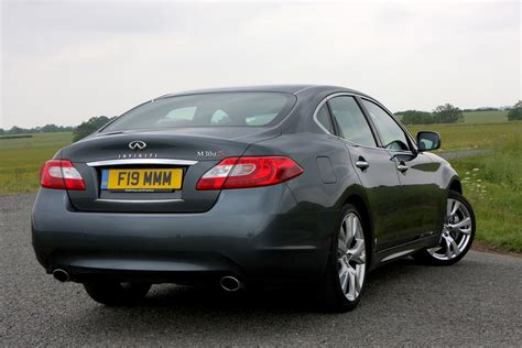 Infiniti Auto M by Infiniti M Saloon Review 2010 Parkers