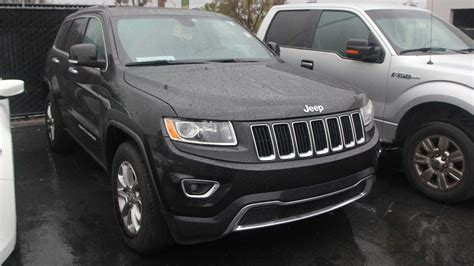 jeep certified preowned certified pre owned 2014 jeep grand limited 4d