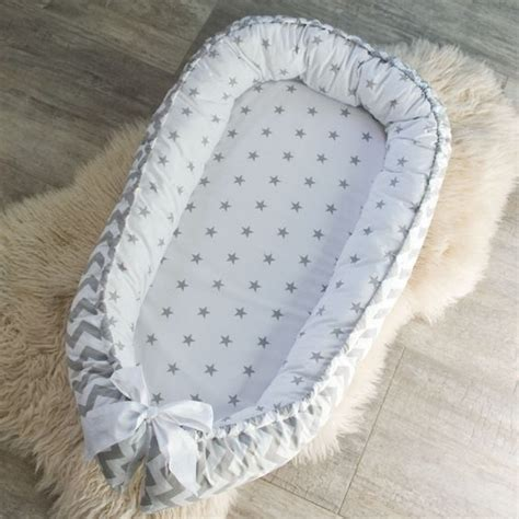 Baby Nest Co Sleeper by Awesome Sided Baby Nest For Newborn Babynest Sleep