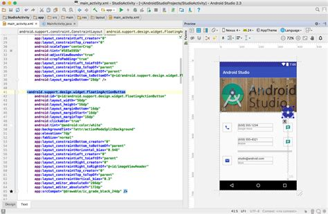 photo layout editor online build a ui with layout editor android studio