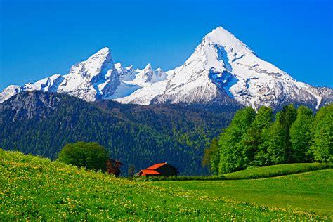 imagenes de paisajes maravillosos 15 paisajes de primavera maravillosos hd im 225 genes taringa