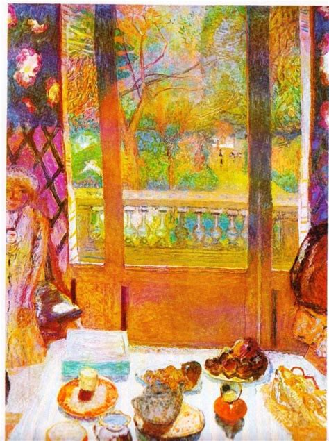 the dining room in the country bonnard mus 233 e virtuel bonnard