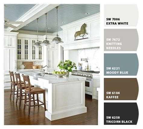 sherwin williams moody blue pin by bonnie marr on a kitchen for me pinterest