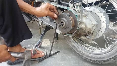 Cara Membuka Kunci Magnet Motor Honda cara membuka baud kas ganda honda