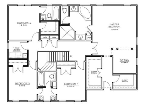 center hall colonial open floor plan center hall colonial open floor plan center hall colonial