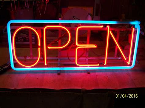 neon sign for sale classifieds