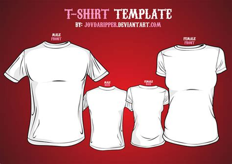 t shirt mockup template for men and women free download