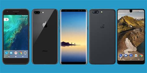 best smartphone best smartphones to buy right now including iphone 8 and