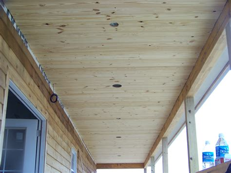 porch ceiling and walls smith funny farm
