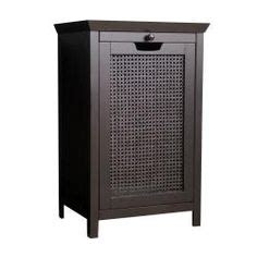 Madison Beadboard Tilt Out Double Her With Drawers Tilt Out Laundry Hers