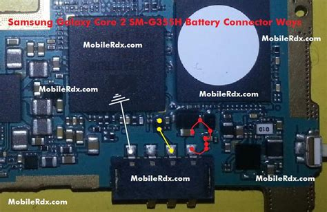 Samsung J7 Prime Batre Batere Battery Samsung J7 Prime Original 100 samsung galaxy 2 g355h battery connector ways jumper