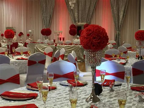 rose themed quince diamonds roses quincea 241 era party ideas photo 7 of 17