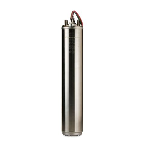 Submersible Inoto franklin electric franklin electric 2345239403 stainless water well motor 4 quot 1 0 hp 460v