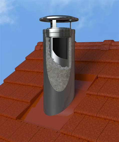 stainless steel chimney insulation knauf insulation