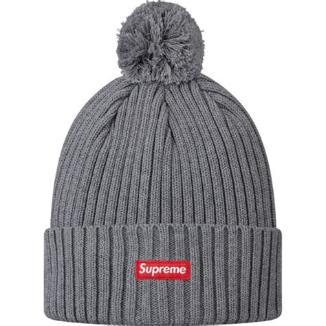 supreme beanie supreme ribbed beanie available now freshness mag