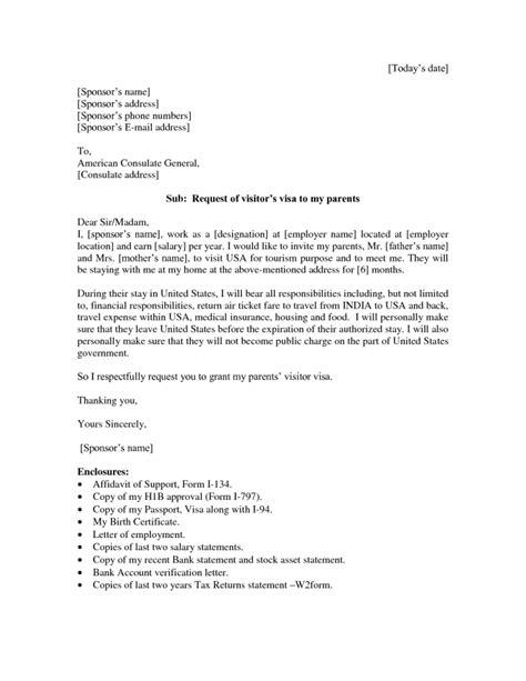 Sponsor Letter To Visit Uk how to write sponsor letter for visa uk docoments ojazlink