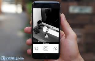 how to take retro photos on iphone bitcam app