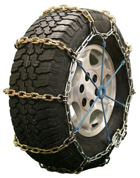 light truck tire chains light truck heavy duty square link alloy non cam snow