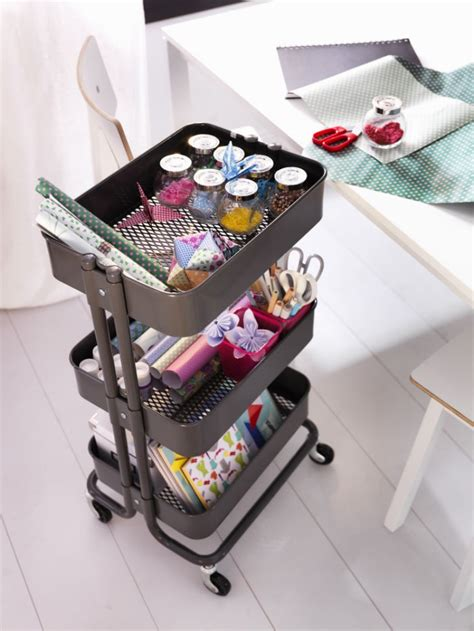 ikea cart with wheels 78 best images about storage carts on wheels on pinterest