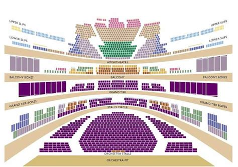 royal opera house seating plan view turandot tickets show info dates royal opera house london