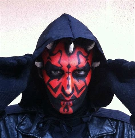 darth maul  star wars makeup tutorial   create