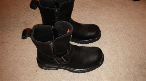 motorcycle boots for sale harley davidson s startex black leather motorcycle