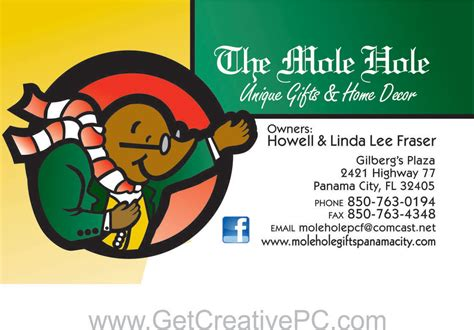 small business spotlight the mole hole get creative