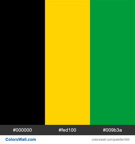 jamaica flag colors jamaica flag colors hex rgb codes
