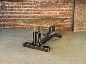 Kitchen Islands With Seating For Sale Post Industrial Table Vintage Industrial Furniture