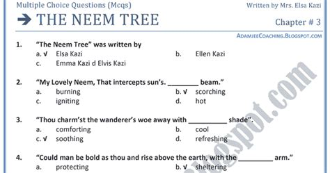 Neem Tree Essay by College Essays College Application Essays Neem Tree Essay