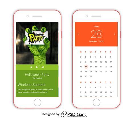 material design app mockup get free material design app mockup psd on behance