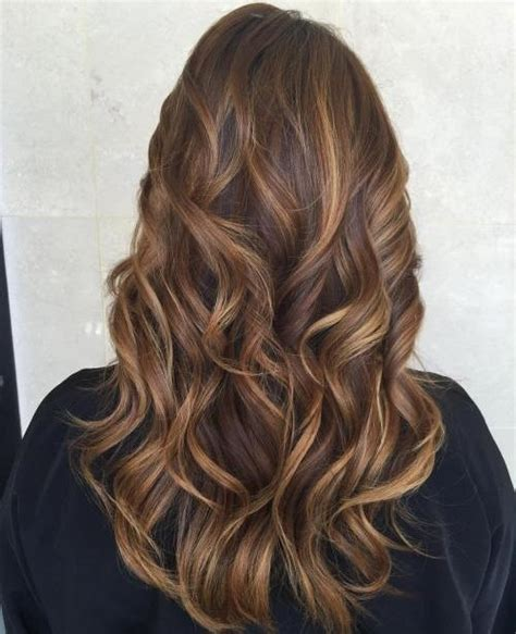 hairstyles brown hair with caramel highlights show your new look brown hair with caramel highlights