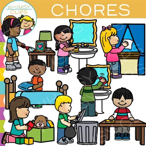 chores clipart chores clipart www pixshark images galleries
