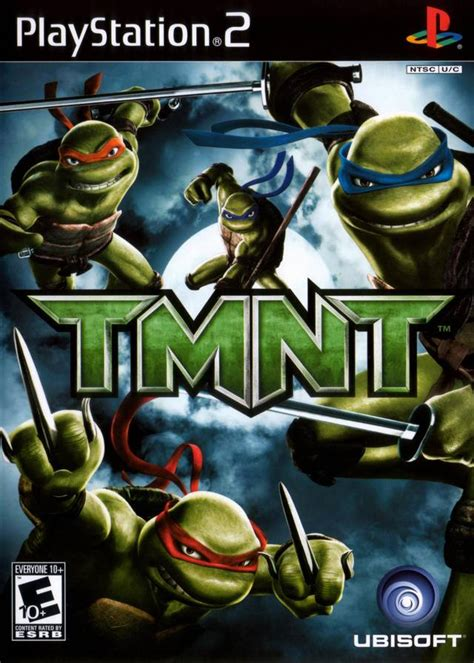 emuparadise game ps2 tmnt usa iso