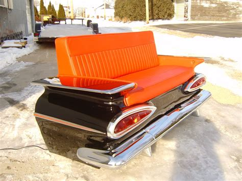 cadillac couch 1960 cadillac couch