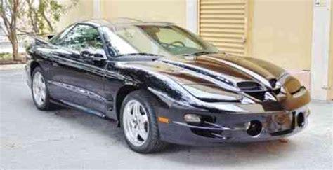 pontiac last year pontiac trans am last year built 2002 firebird fomula 2