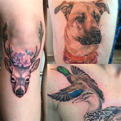 tattoo different body parts 34 adorable christmas tattoo ideas that will make you look