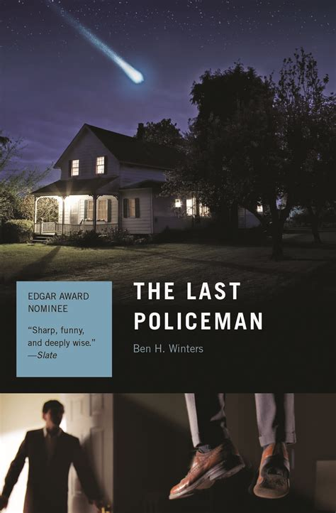 kindle daily deal alert the last policeman series quirk