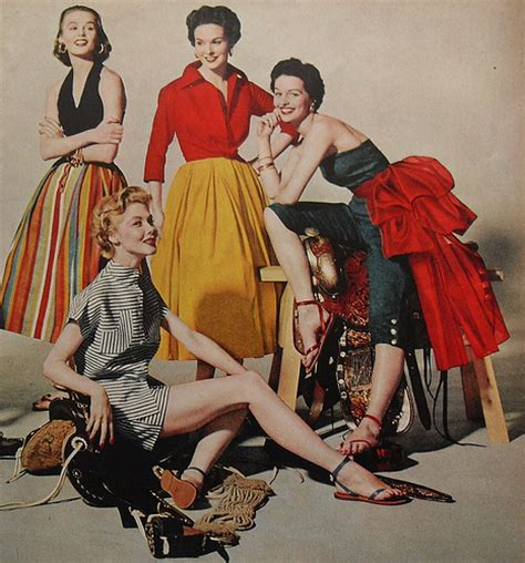 1950s by How To Date Women S Vintage Fashion From The 1950s