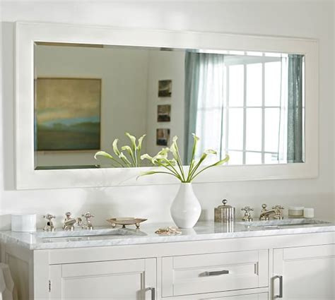 pottery barn bathroom mirror 17 best images about bathroom on pinterest