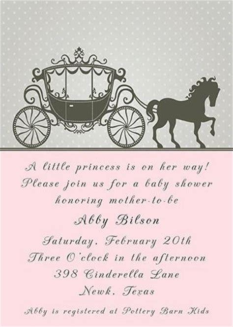 Cinderella Baby Shower Invitations by Cinderella Baby Shower Invitations Yourweek E0f7caeca25e