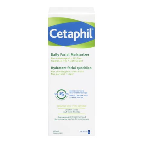 Cetaphil Daily Moisturizer Spf 15pa Uvauvb Protection buy cetaphil daily moisturizer spf 15 same day shipping in canada healthsnap