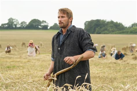 matthias schoenaerts far from the madding far from the madding crowd picture 19